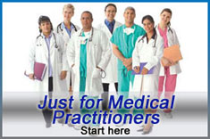 Just for Medical Practitioners